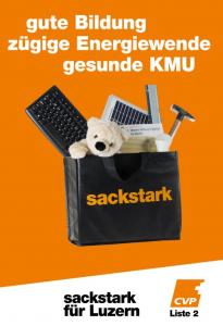 Sackstark